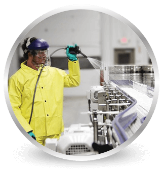Factory Cleaning Melbourne